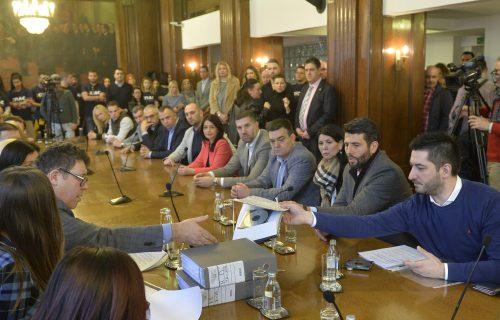 Šapićev SPAS predao izbornu listu, bez kampanje u narednom periodu
