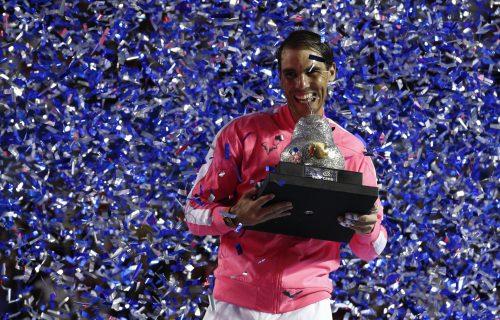 MEKSIKO JE OSVOJEN! Nadal posle sedam godina stigao do trofeja! (FOTO+VIDEO)