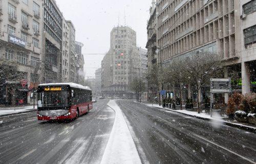 Sumoran vikend pred nama: Biće tmurno i oblačno, a evo gde će pasti sneg