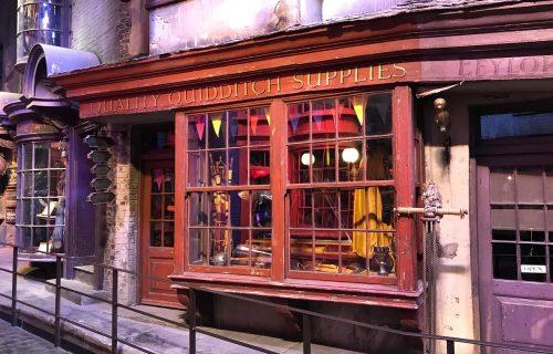 Zavirite u čarobni svet Harija Potera: Magija, zmajevi i čarobni štapići (FOTO)
