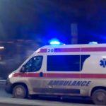 Vozač automobila izazvao saobraćajku u Rakovici: Prešao preko PUNE linije i ZAKUCAO se u autobus