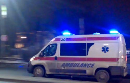 Pokošen muškarac na PEŠAČKOM prelazu kod Palate Srbija: Sa teškim POVREDAMA prevezen u Urgentni centar