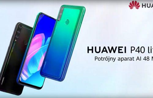 Huawei predstavio nov telefon: Lep, 4 kamere, jaka baterija (VIDEO)