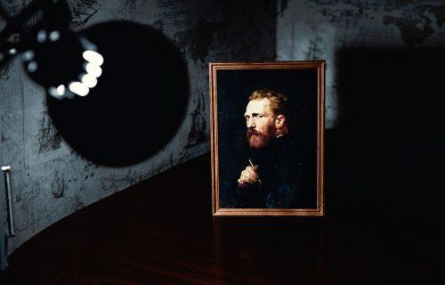 Baš za slikarev rođendan: Ukradena čuvena slika Vinsenta van Goga!