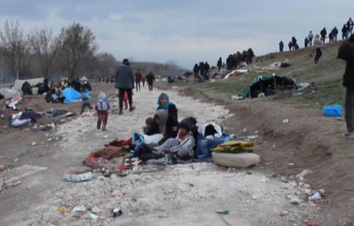 migranti tranzit