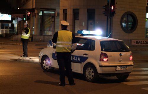 Automobilom udario DEČAKA na pešačkom prelazu, pa POBEGAO: Policija traga za bahatim vozačem