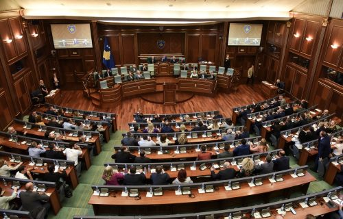 Izabrana vlada u Prištini, Srpska lista će imati dva mesta