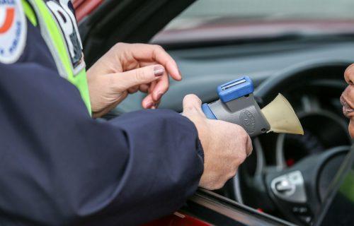 Vozač iz Arilja iznenadio i policiju: Zaustavljen zbog kontrole, a ALKO-test pokazao pravo stanje stvari
