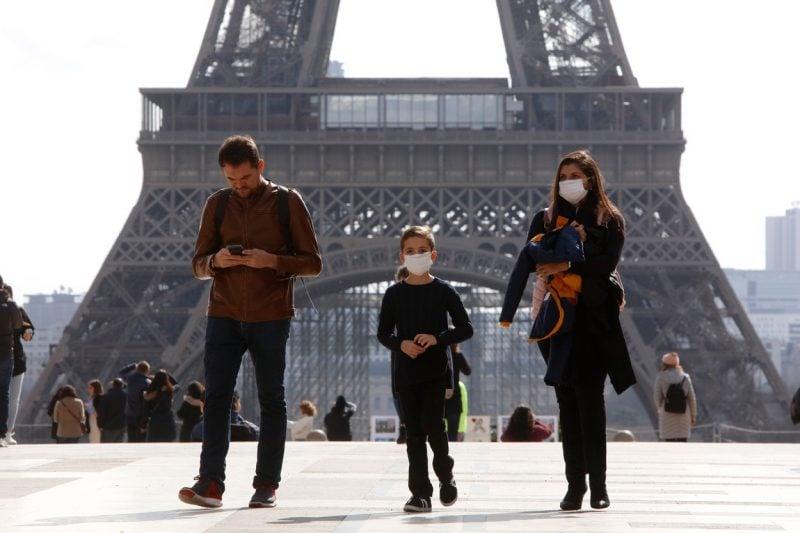 Pada broj zaraženih, ali su cifre i dalje ALARMANTNE: Evo koliko je obolelih u Francuskoj za jedan dan