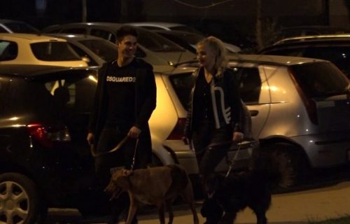 Kamere zabeležile da li Sara i Filip Reljić poštuju krše policijski čas! (VIDEO)