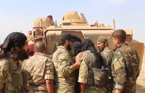 Sirija borci