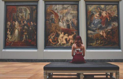 Istraživanje potvrdilo: Umetnost produžava životni vek