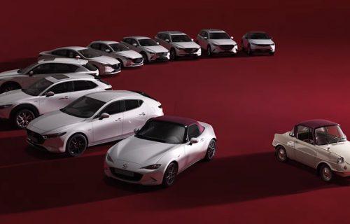 Mazda sprema iznenađenje: Posebna serija za 100. rođendan! (VIDEO)