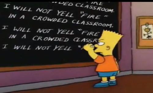 Prekršili zabranu kretanja pa prošli kao Bart Simpson! Neobična kazna za turiste u Indiji (FOTO)