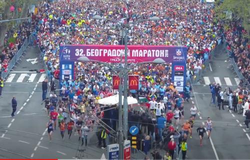 33. Beogradski maraton DEFINITIVNO OTKAZAN zbog korone