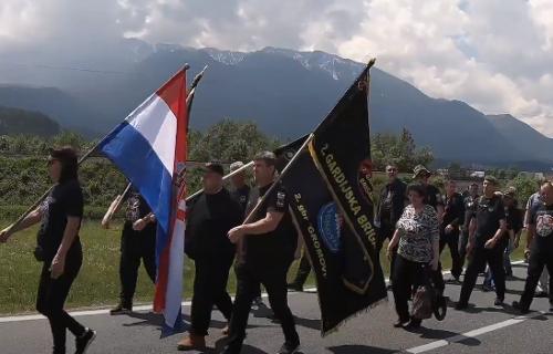 """Ponovo se USTAŠKI POKLIČI šire Hrvatskom: Ovaj čovek je uzvikivao """"Za dom spremni"""" i """"Živeo Ante Pavelić"""""""