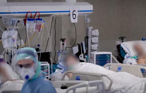 Pacijent u kovid bolnici umro u najgorim mukama: Lekari ga pustili da skapa od GLADI, satima ležao MRTAV