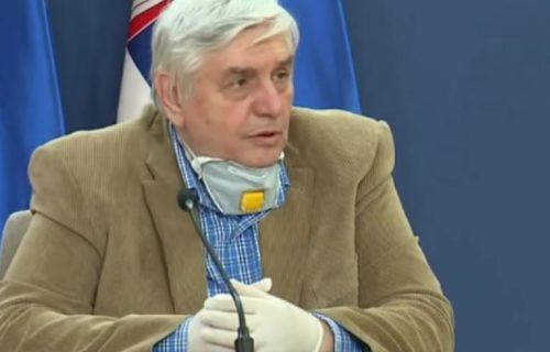 Branislav Tiodorović, epidemiolog
