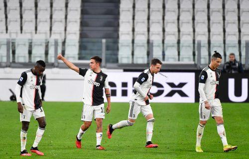 """""""Stara dama"""" u novom ruhu: Juventus ODUŠEVIO fanove drugom garniturom (FOTO)"""