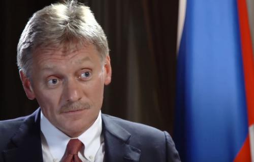 Peskov otpušten iz bolnice: Portparol Kremlja planira da radi od kuće