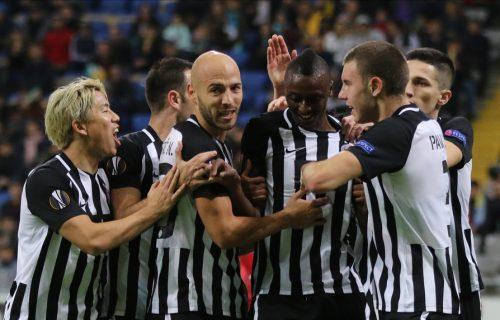 Prvi korak: Fudbaler Partizana polagao PRIJEMNI ISPIT na Ekonomskom fakultetu! (FOTO)