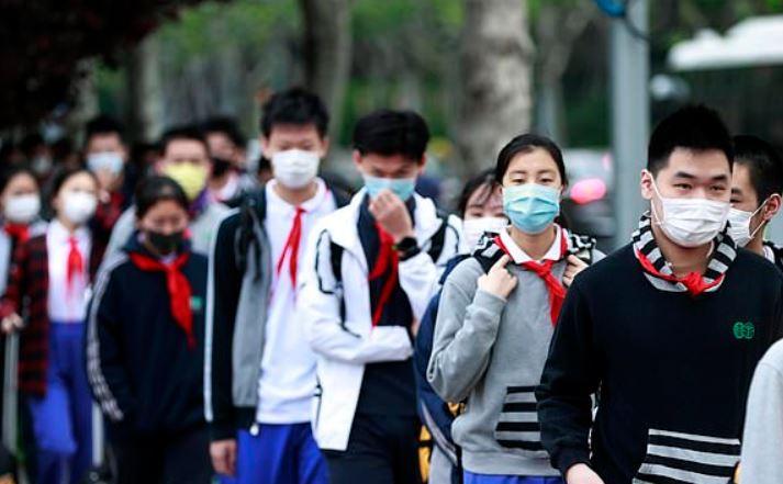 Kina učenici