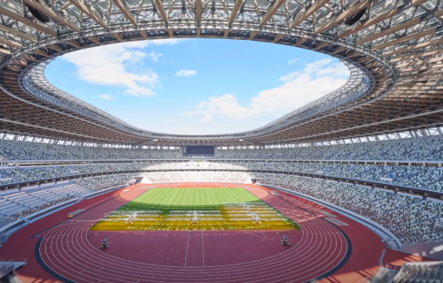 Virus odlučuje: Olimpijske igre u novom formatu