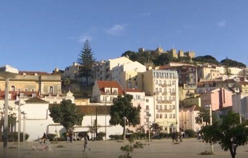 Portugalija korona