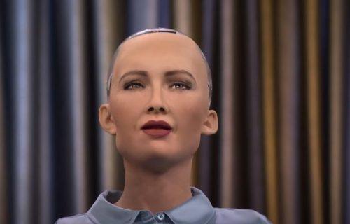 ROBOT KAKVOG NISTE VIDELI: Fotka se za modne časopise, gostuje u tv emisijama i uvek je fešn! (FOTO+VIDEO)
