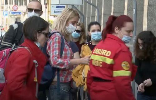 Rumunija koronavirus