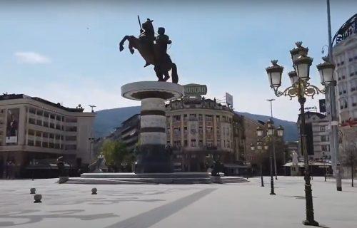 Korona BUKTI u Severnoj Makedoniji: U prestonici skoro polovina novih slučajeva