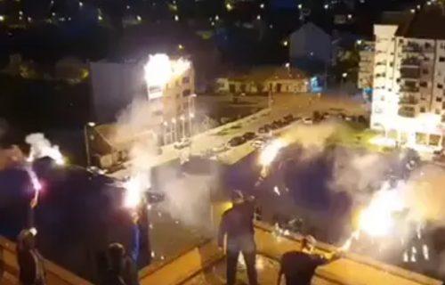 Srbija i večeras zagrmela: Glasno NE svima koji navijaju za koronu (VIDEO)