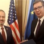 Vučić danas sa Godfrijem: Predsednik Srbije na važnom sastanku sa ambasadorom SAD
