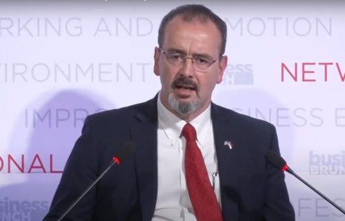 Godfri: Srbiji od SAD pomoć vredna 1,35 miliona dolara