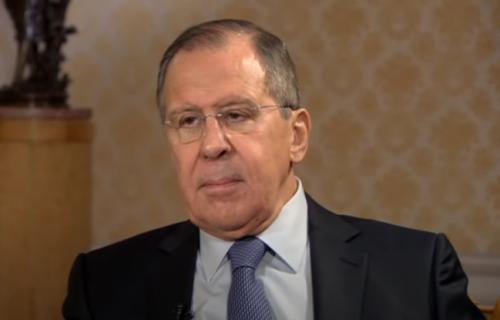 Lavrov poručio: Zapadni Balkan ne treba da bira između Zapada i Rusije