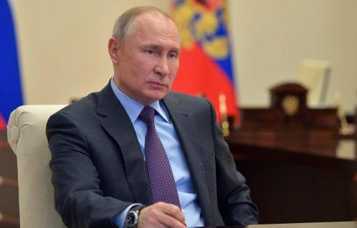 Putin traži od vlade da odobri program u sferi NUKLEARNE ENERGIJE!