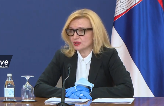 Direktorka Batuta obelodanila: Evo koliko se građana Srbije do sada prijavilo za ZDRAVSTVENI NADZOR