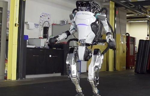 Nije montaža! Robot Atlas radi NEVEROVATNE stvari, oduševiće vas (VIDEO)