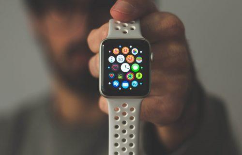 """Pametni satovi odlaze u istoriju, stiže """"elektronska koža""""? (FOTO)"""