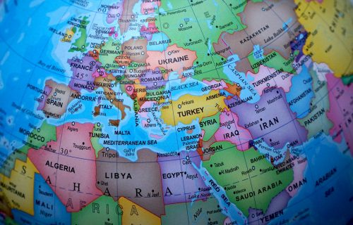 Male zelene tačke u MORU KORONE: Ove delove Evrope je pandemija poštedela (MAPA)