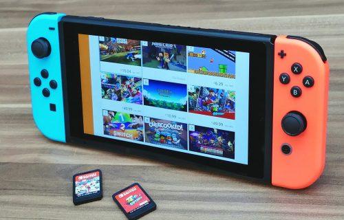 Ako imate Nintendo Switch morate skinuti ovaj APDEJT!
