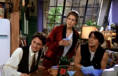 """Evo kako možete da se družite sa glumcima iz """"Prijatelja"""""""