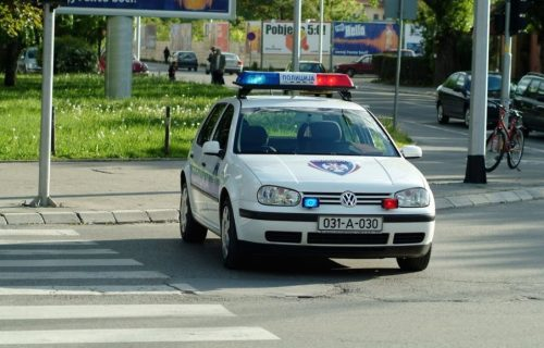 Pucnji odjekuju Sarajevom: Muškarac aktivirao bombu i pobegao