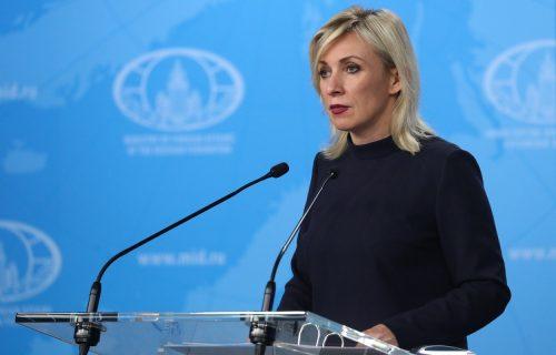 Amerika NAORUŽAVA Prištinu: Oglasila se Zaharova i poslala SNAŽNU poruku celom Zapadu
