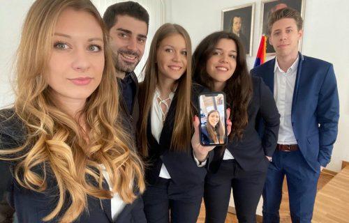Veliki uspeh: Studenti Ekonomskog fakulteta među osam najboljih na svetu