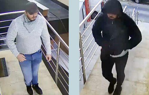 Ako ste ih videli, pozovite ovaj broj: Policija traga za dvojicom muškaraca iz Beograda (FOTO)