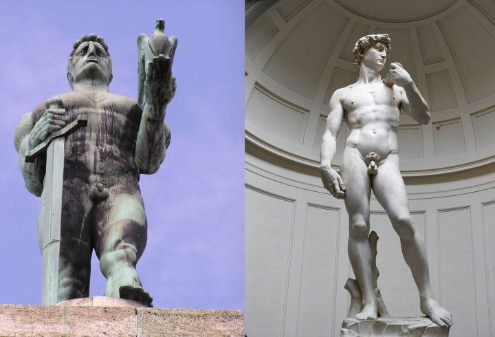 Zašto beogradski Pobednik i drugi spomenici imaju malu muškost?