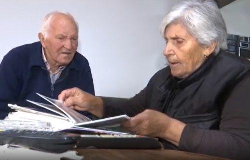Dragica i Jablan imaju recept za dug i srećan brak: Za 55 godina se nisu posvađali