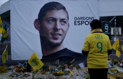 EKSKLUZIVA: Pojavio se snimak Sale pre nesreće zbog kojeg se dva kluba sude za 15 miliona funti! (VIDEO)