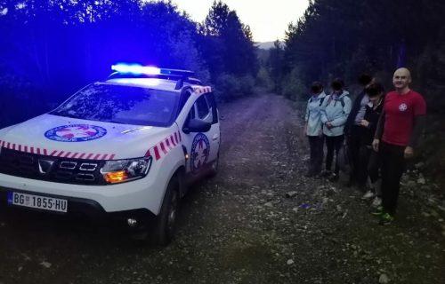 Spaseno troje ljudi koji su izgubili na planini Stolovi, Gorska služba okončala akciju
